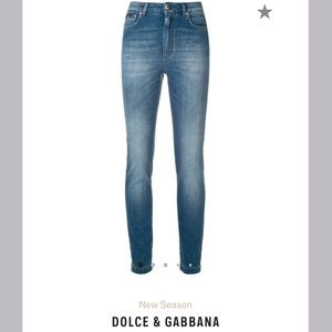 Coming soon Dolce and Gabbana jeans